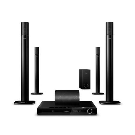 Sistem DVD Home Theater Philips HTS3540/12