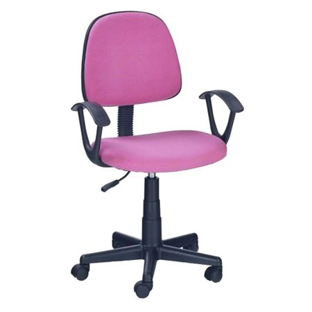 Scaun birou copii roz HM Darian Bis