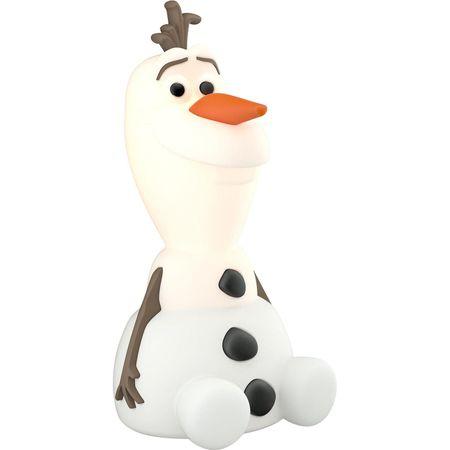 Lampa Philips SoftPal Disney, Frozen Olaf, camera copii, Led, 1x1W, Alb