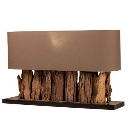 Lampa Valencia Dan Form din lemn
