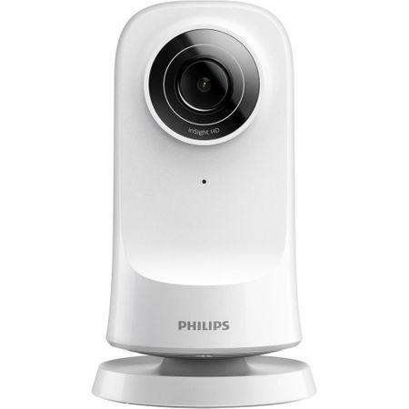 Camera de supraveghere Philips InSightHD M115E/12, Wireless, interior