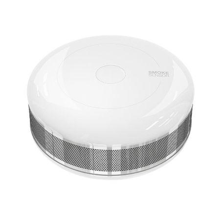Senzor de fum wireless Fibaro pentru smart home