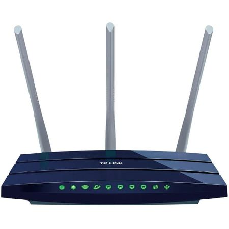 Router wireless N 450 Mbps, Gigabit TP-LINK TL-WR1043ND