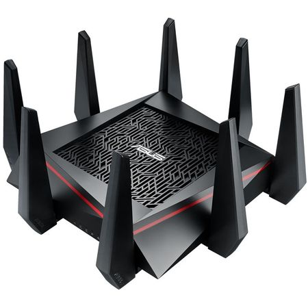 Router Wireless ASUS RT-AC5300, Tri-band Gigabit Router