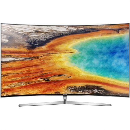 Televizor LED Curbat Smart Samsung, 123 cm, 49MU9002, 4K Ultra HD