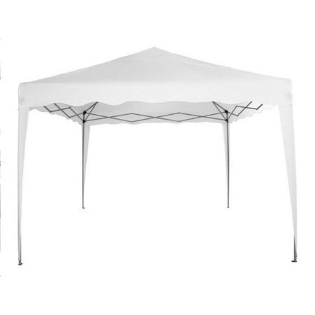 Pavilion cu deschidere/inchidere automata 3x3m, schelet metalic pliabil , rezistent UV