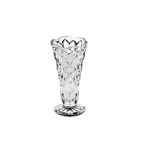 Vaza Diamond h 12cm cristal Bohemia