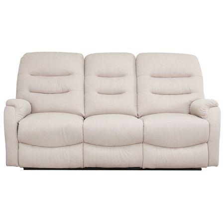Canapea Kring Sylvie Vive cu 3 locuri, 193 x 100 x 101 cm crem