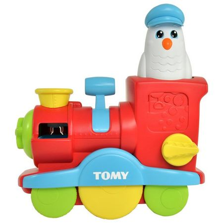 Jucarie de baie Tomy, Trenuletul cu baloane copii