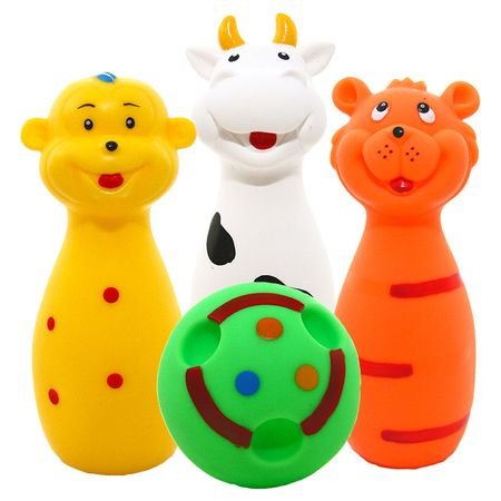 Jucarii Dezvoltare. Hencz Toys, Mini Bowling, joaca in camera sau baie