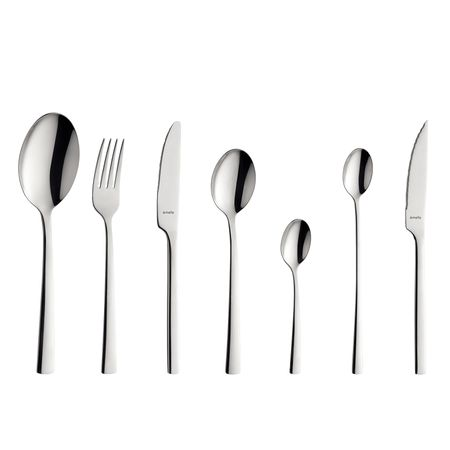 Set 42 tacamuri Amefa Manille, All you need, inox