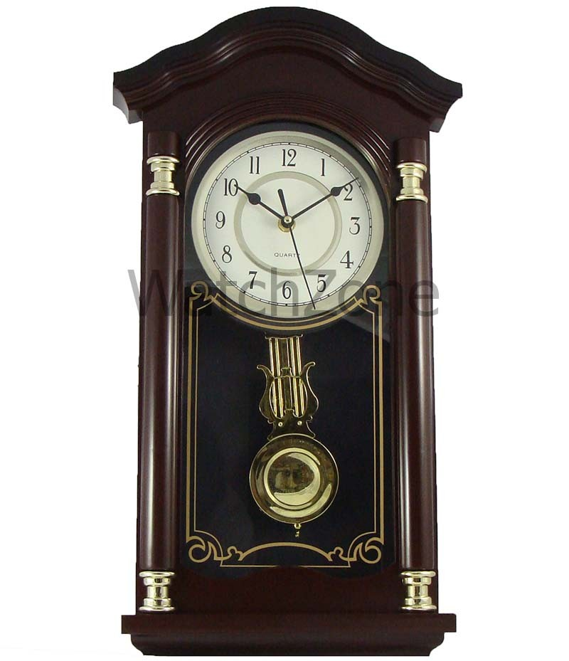 Ceas de perete cu pendula Wall Clock Cedar - MG2068