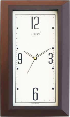 Ceas de perete RIKON - 2151 Wood Ivory