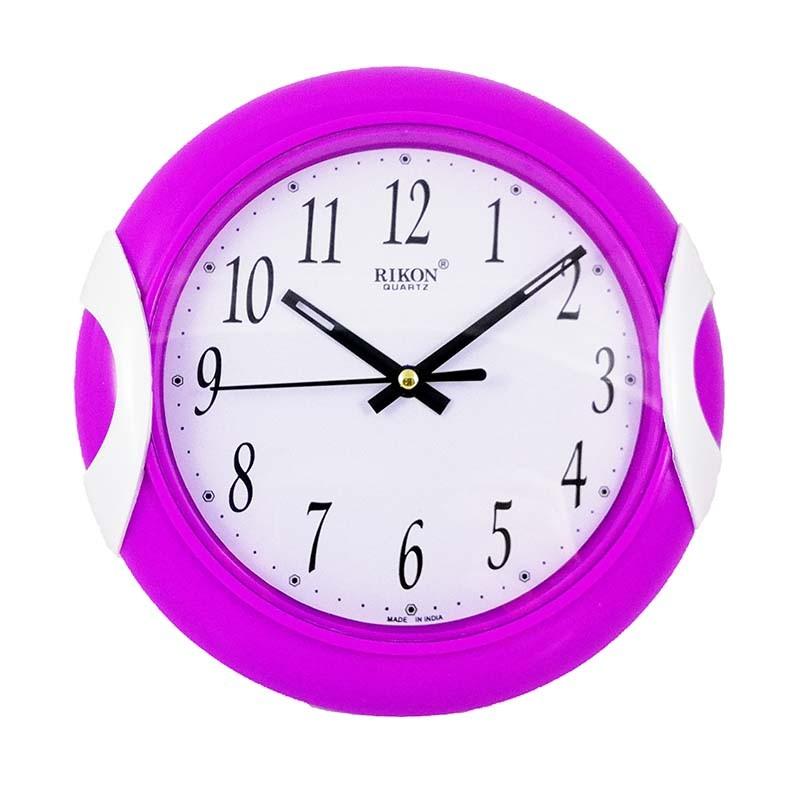 Ceas de Perete Violet RIKON 8051