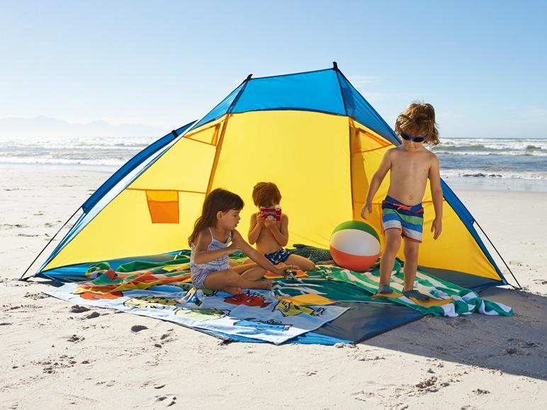 Corturi si casute pentru copii, cu protectie UV - modele pentru aceasta vara, la plaja