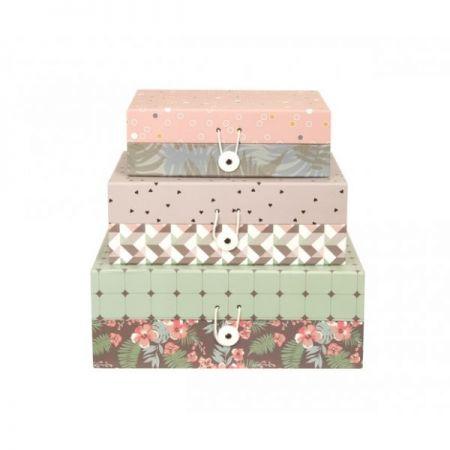 Cutii depozitare Conflict, Present Time, carton, 320 x 240 x 120 mm