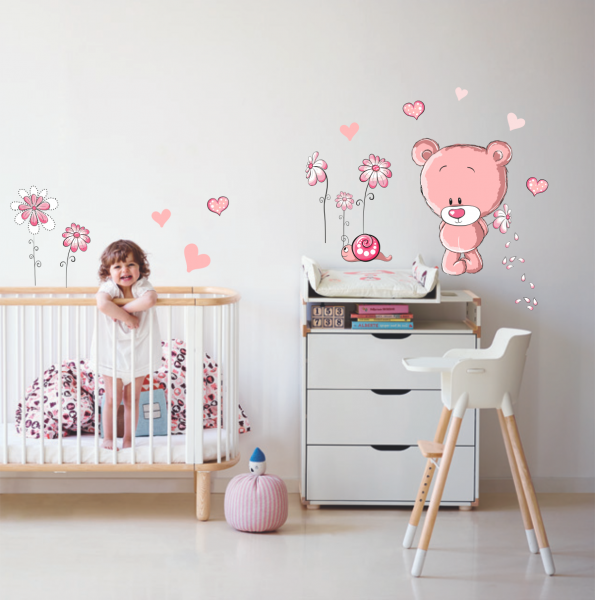 Cauti cel mai vesel tapet pentru camera copilului tau? Le gasesti aici: