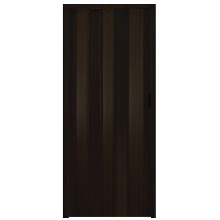 Usa plianta PVC, culoare mix wenge, dimensiuni 100x203cm