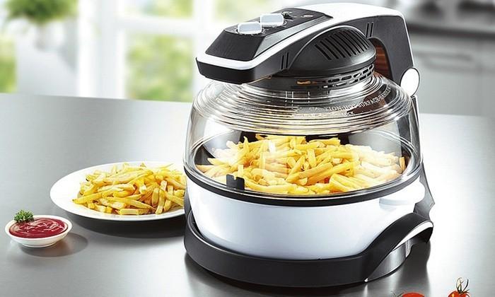 Friteuze bune, cu aer cald - de la aperitive, deserturi, nu doar cartofi prajiti