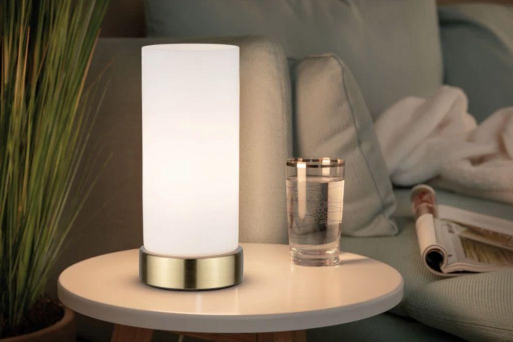 Veioze cu senzor de atingere si lumina calda - Sfaturi si recomandari