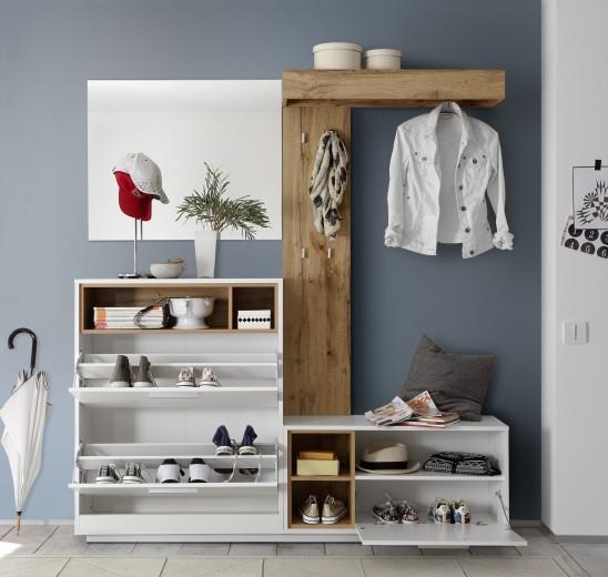 Alege un pantofar nou pentru acasa, cu usi, din lemn, compatimentat si multifunctional